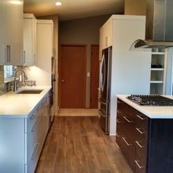 Photo Of Benchmark Custom Cabinets Tacoma Wa United States Island