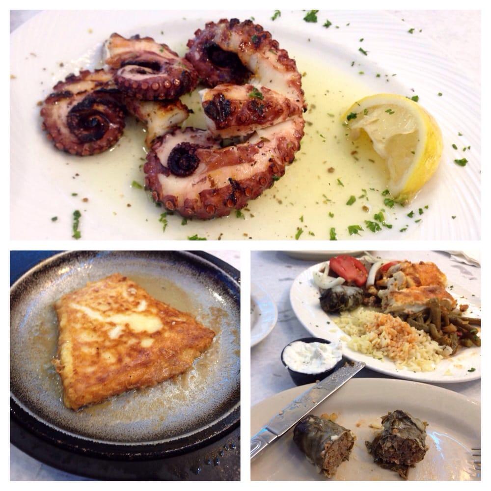 Hellas Restaurant: 785 Dodecanese Blvd, Tarpon Springs, FL
