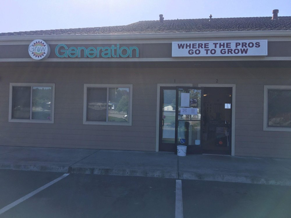 GrowGeneration Hydroponics Store: 5201 Carlson Park Dr, Arcata, CA