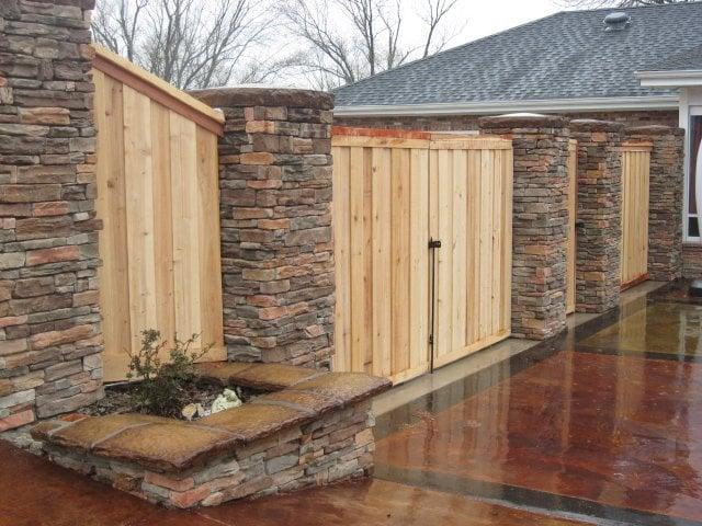 Clean Cut Fence Company: 33 Edgewood Rd, Alexandria, TN