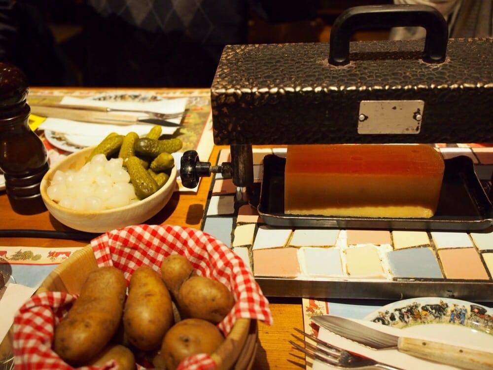 Restaurant le Chalet de Gruyères