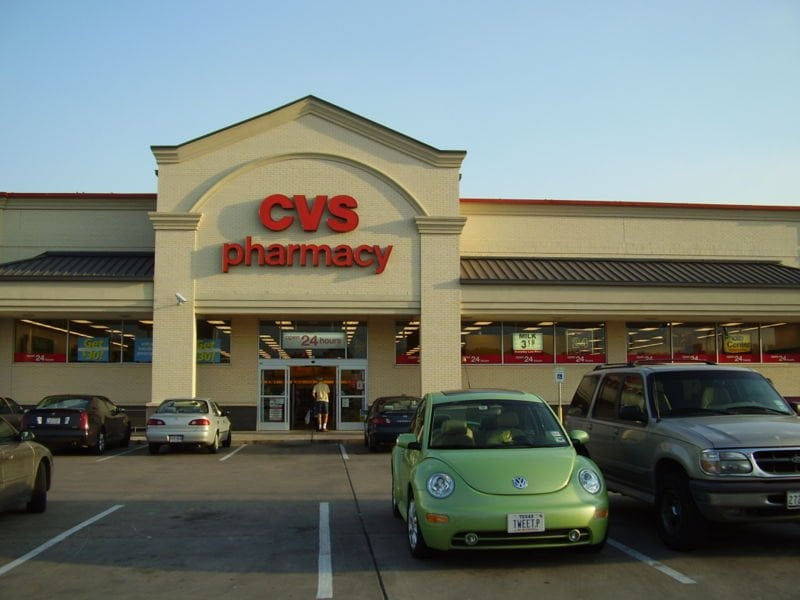 Cvs Pharmacy Drugstores 3212 Curry Ford Rd Downtown South