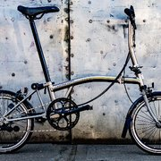 1fc19504fce Clever Cycles Retail shop Photo of Clever Cycles - Portland, OR, United  States. Brompton Bike sold by ...