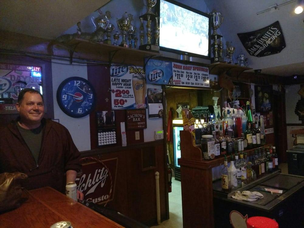 Zoxx 411 Club: 411 W State St, Janesville, WI