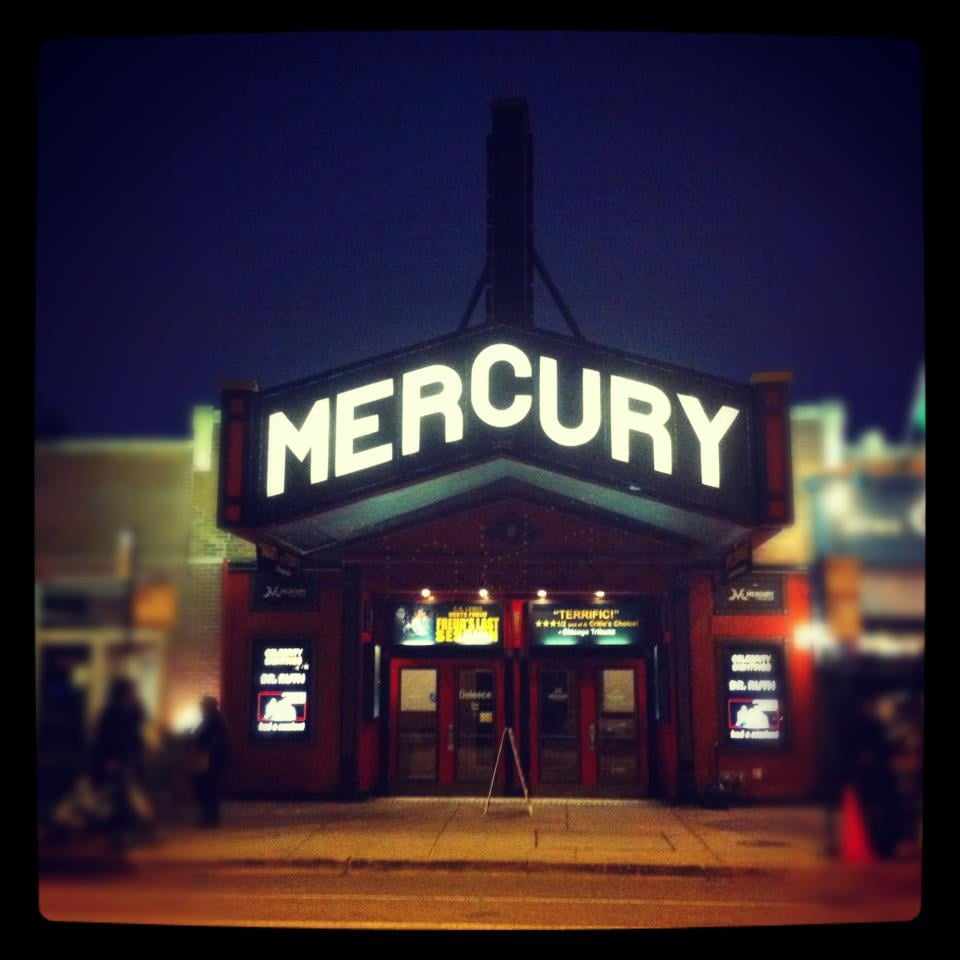 Mercury Theater Chicago: 3745 N Southport Ave, Chicago, IL