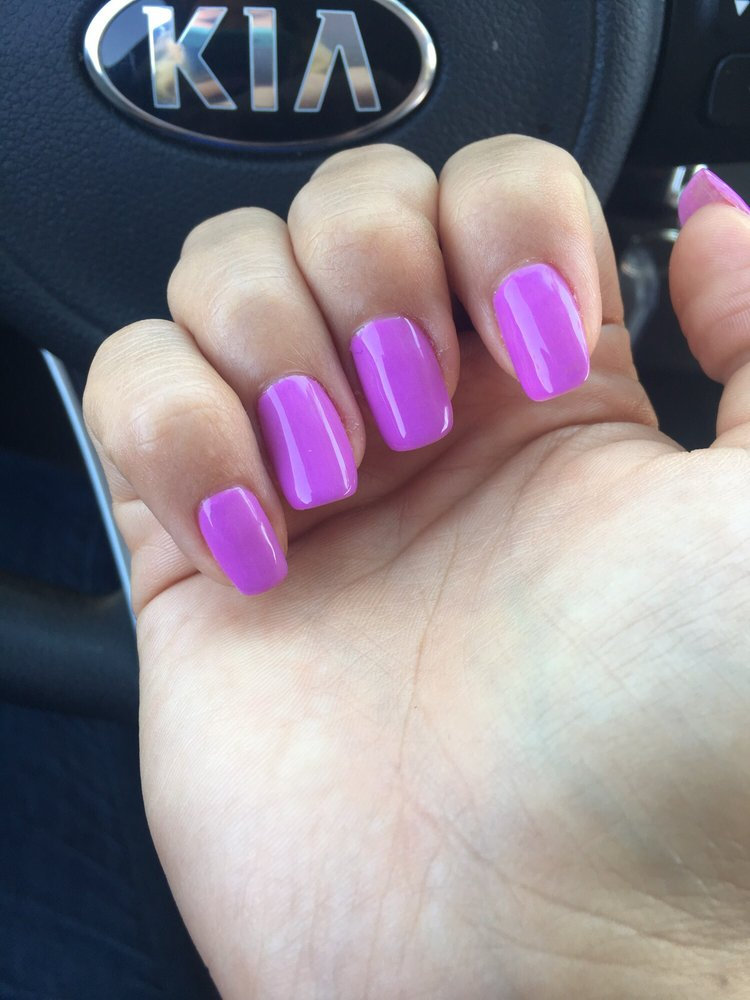 Photo Of Lee Nails Spa Champions Gate Fl United States Gel