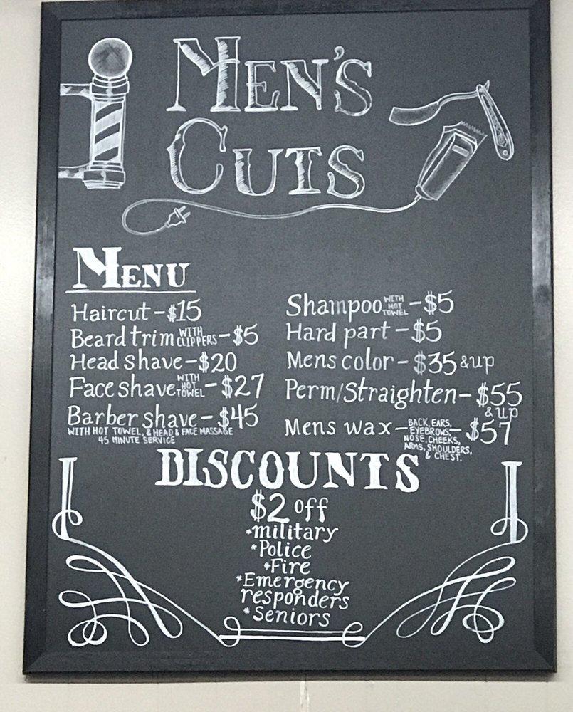 Justin Barber Shop: 104 W 4th St, Justin, TX