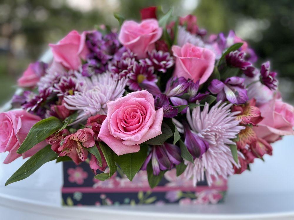 M.B flowers: 4123 East Main St, Stockton, CA