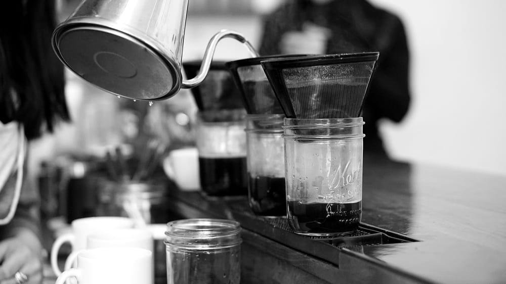 Courier Coffee Roasters: 923 SW Oak St, Portland, OR