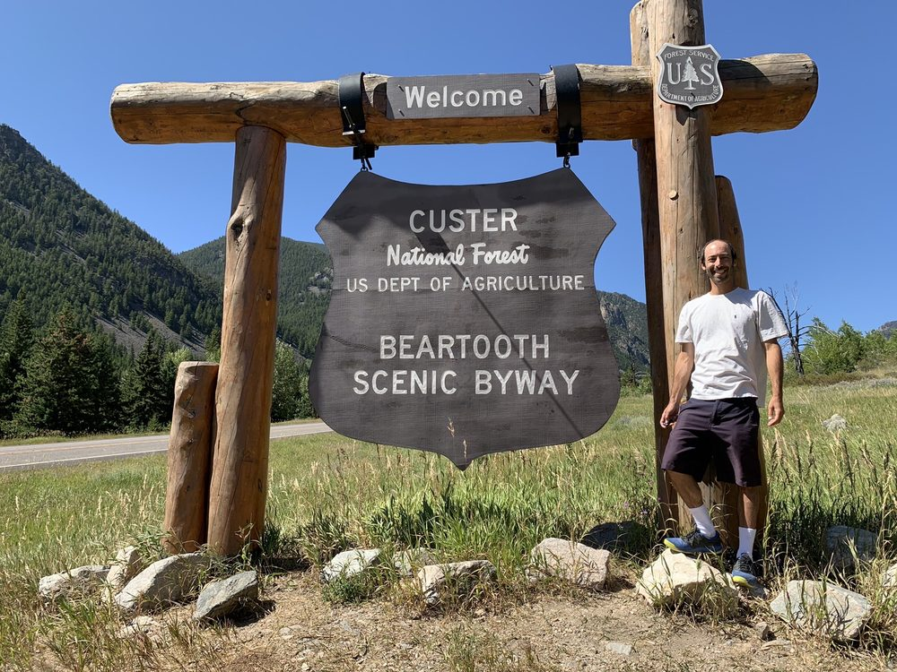 Beartooth Highway: US Route 212, Red Lodge, MT