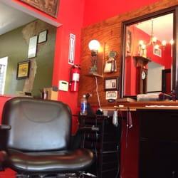 Olmos Park Barber Shop logo