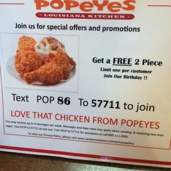 Popeyes Louisiana Kitchen Riviera Beach Fl