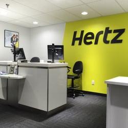Hertz Rent A Car Granville Street Vancouver Bc Canada