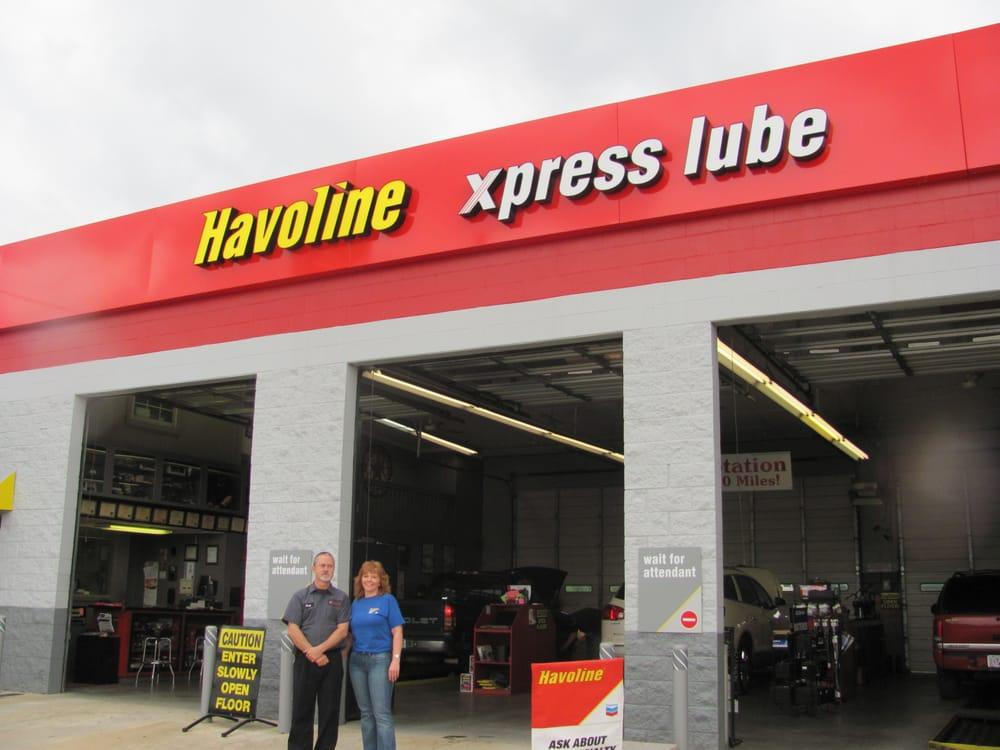 Havoline Xpress Lube: 117 2nd Ave SW, Cullman, AL