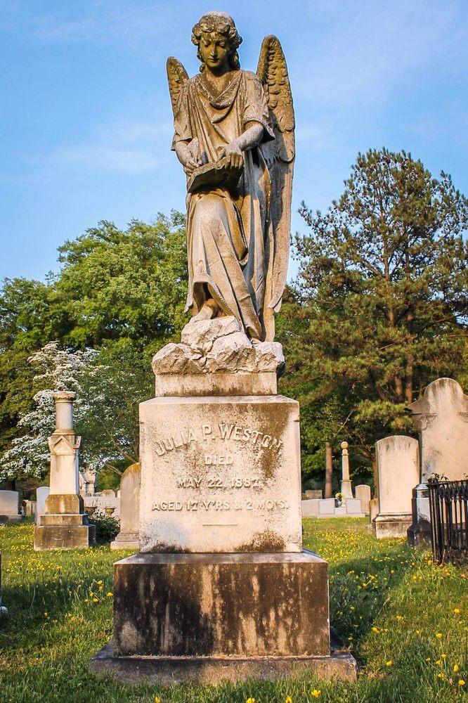 Norfolk Cemetery Tours: 238 E Princess Anne Rd, Norfolk, VA