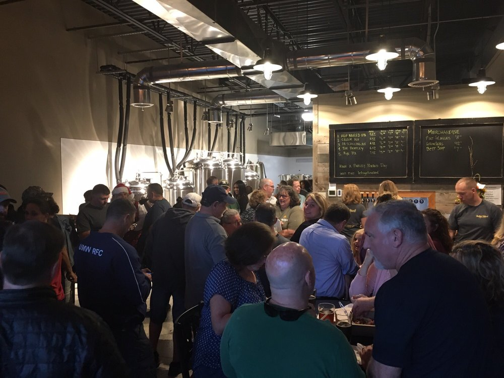 Barley Naked Brewing Company: 15 Tech Pkwy, Stafford, VA