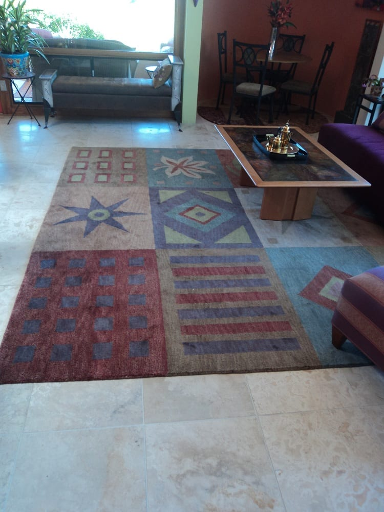 Photo Of Golden Touch Carpet Tile And Upholstery Cleaning