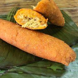 Puerto Rican Food Alcapurria