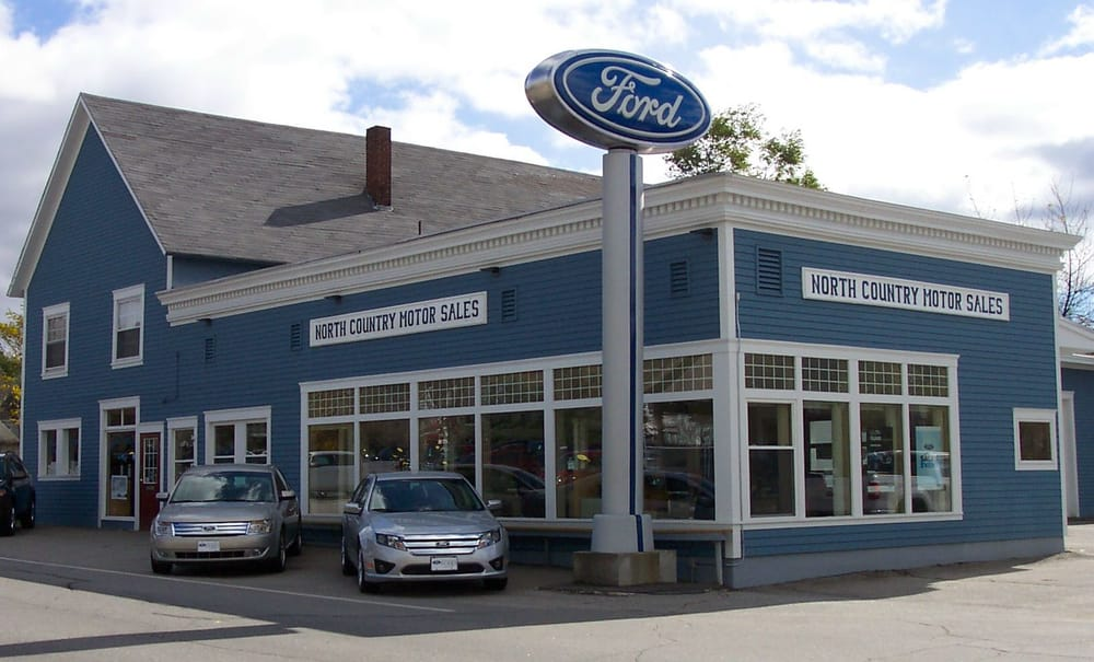 North Country Ford: 29 Middle St, Lancaster, NH