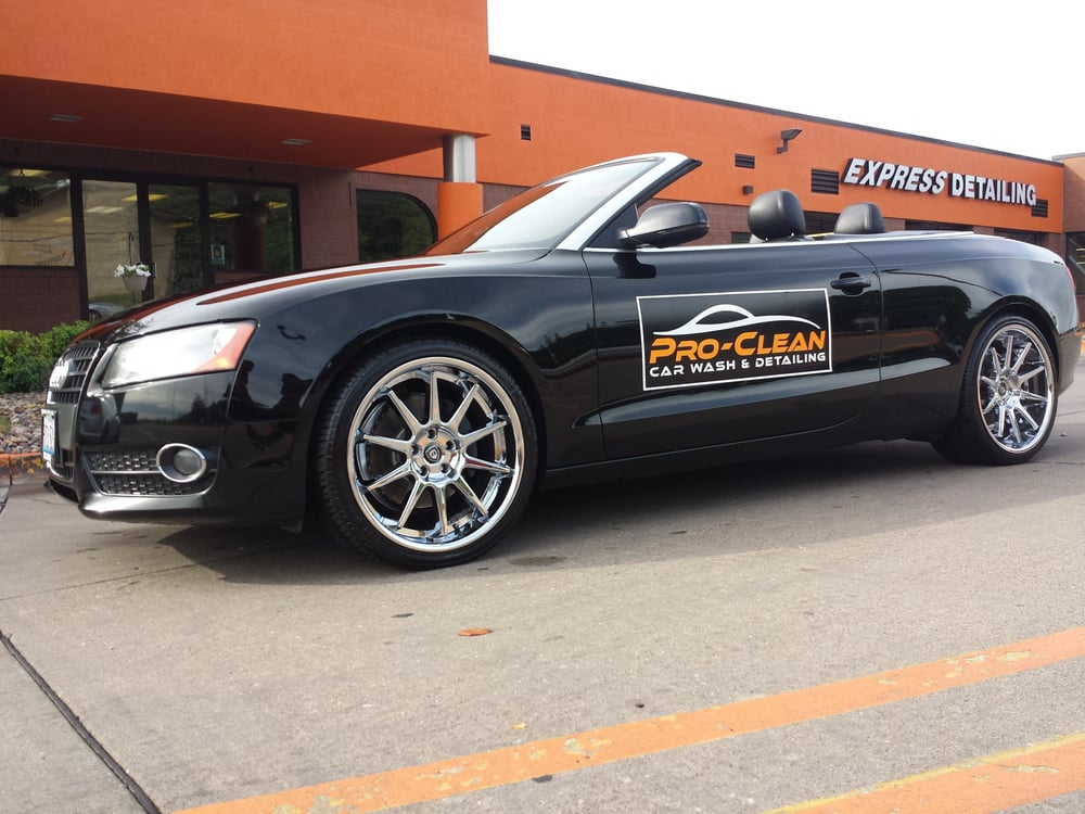 Pro-Clean Car Wash & Detailing: 4310 46th Ave, Rock Island, IL
