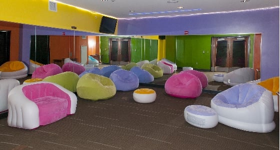 Teen Room The Teen Lounge is open from 7am - 12am daily for ...