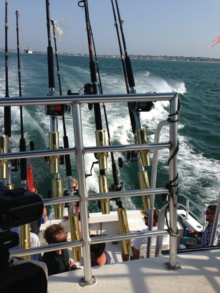 Absolute Sport Fishing: Slip 1019, Nantucket, MA