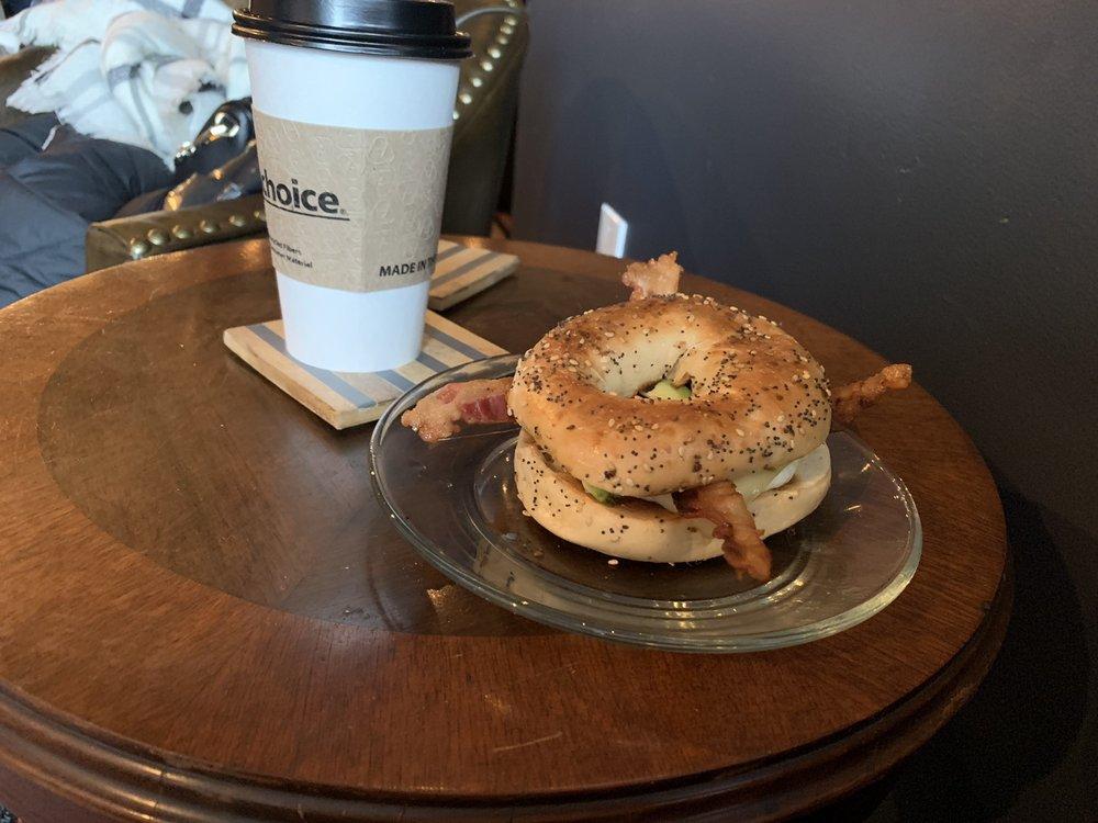 The Coffee Press: 13 Jackson St, Batavia, NY