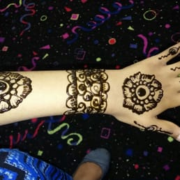 Hibohana Henna Tattoo - 19 Photos - Henna Artists - 4966 El Cajon ...