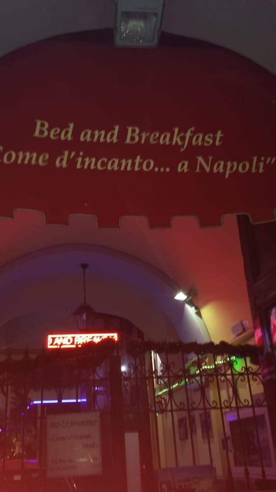 come d'incanto ... a napoli - bed & breakfast - via san sebastiano ... - Incanto Arredo Bagno