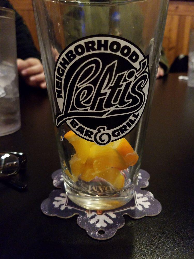 Lefti's Neighborhood Bar & Grill: 2001 2nd Ave N, Fort Dodge, IA