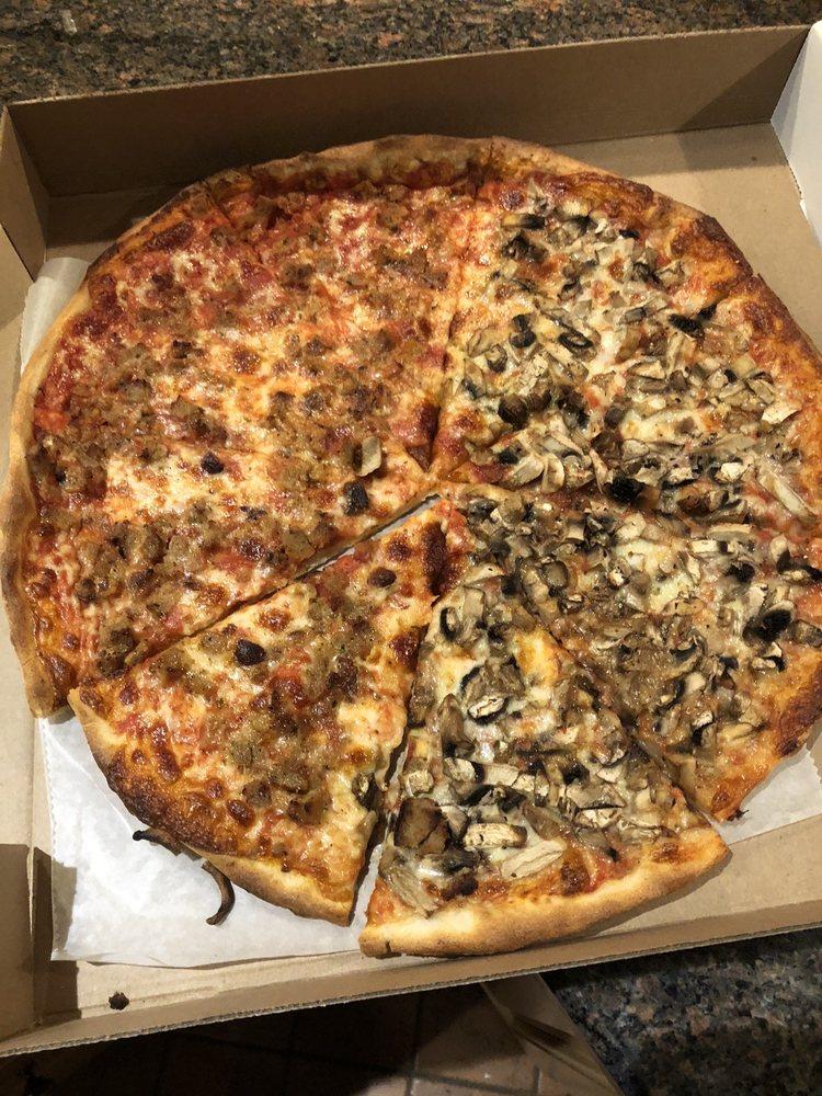 Stan's Chitch's Pizza Restaurant & Bar: 14 Columbus Pl, Bound Brook, NJ