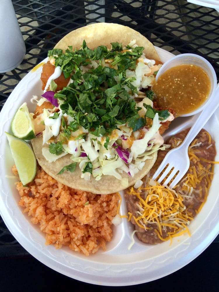 Best fish tacos ever yelp for Best fish for fish tacos