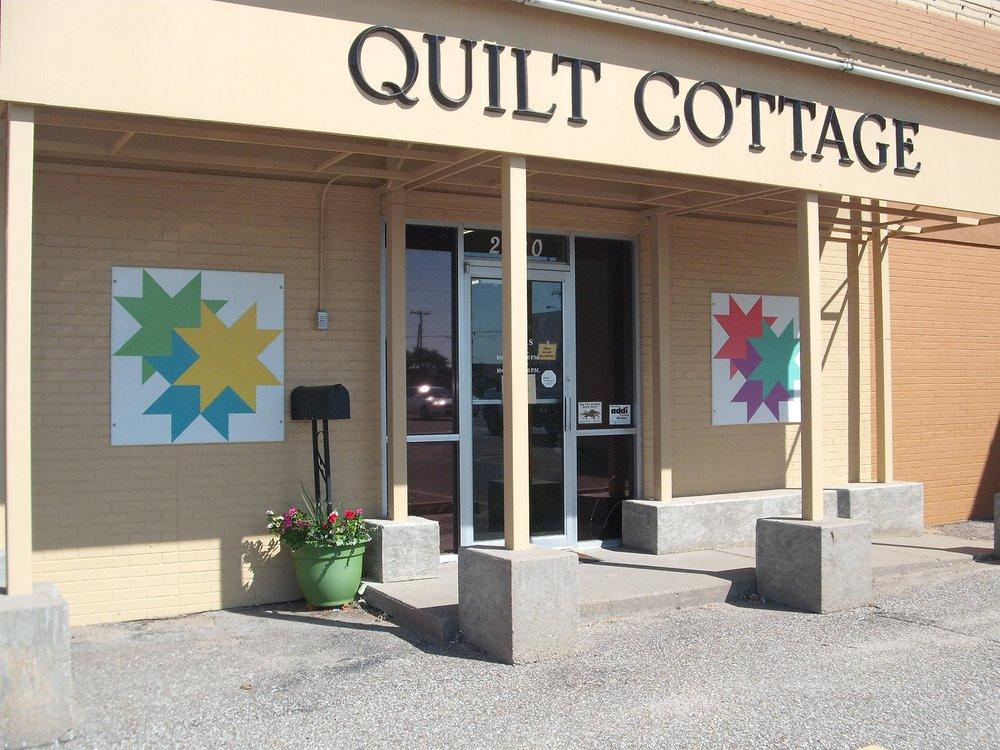 Quilt Cottage: 2520 Vine St, Hays, KS