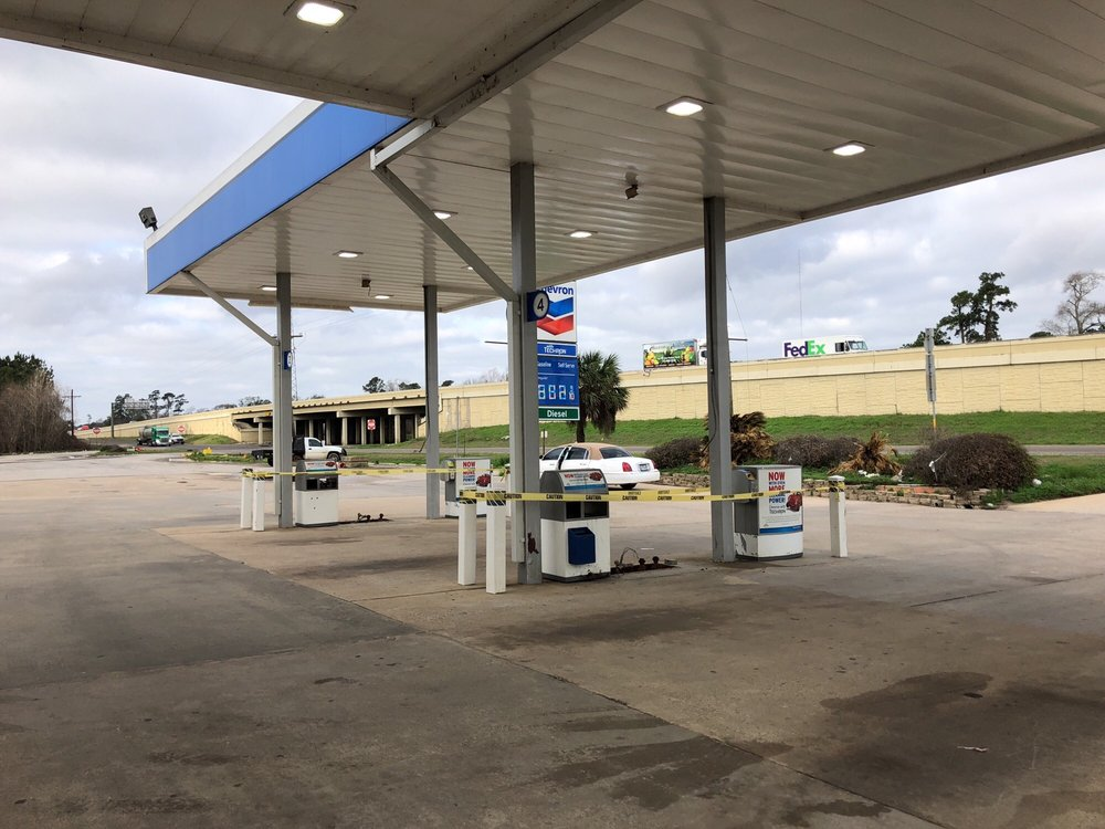 Gateway Travel Plaza: 1480 Freeway Blvd, Vidor, TX