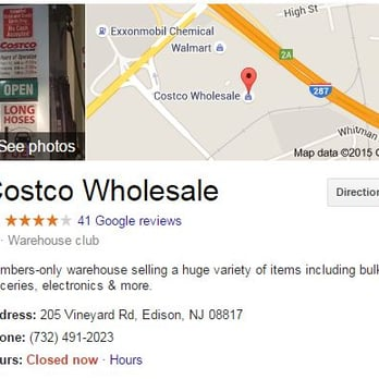 Costco Photos Reviews Wholesale Stores - Costco us locations map