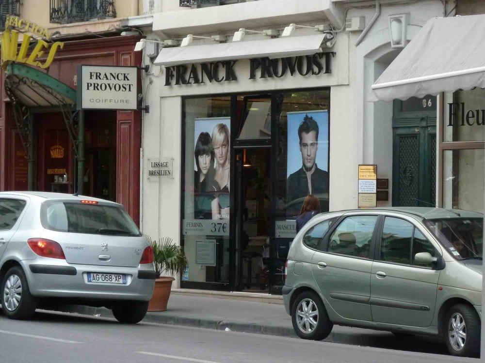 Salon franck provost salones de belleza 36 rue endoume - Franck provost lissage bresilien salon ...