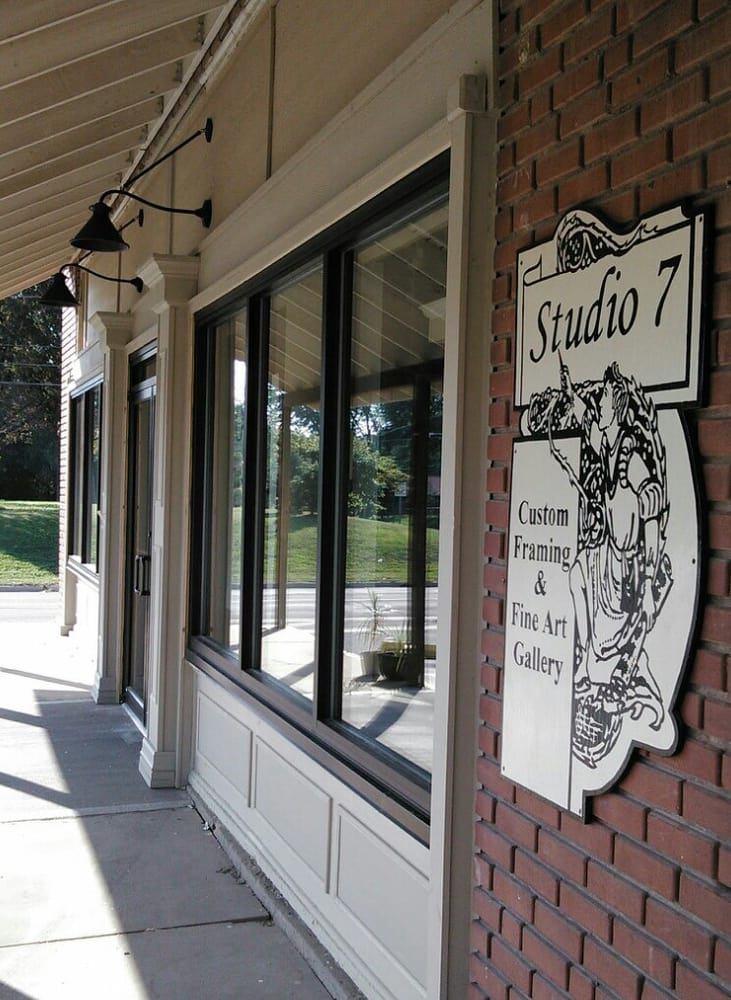 Studio 7 Fine Art & Custom Framing - Art Galleries - 7638 ...