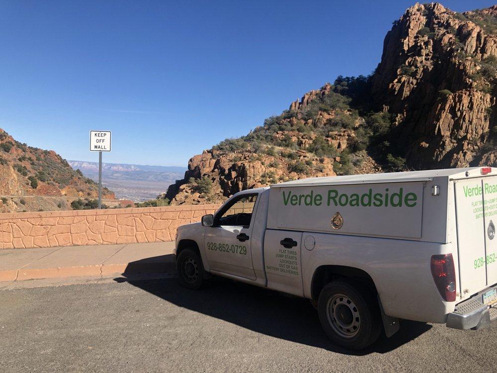 Verde Roadside: Cornville, AZ