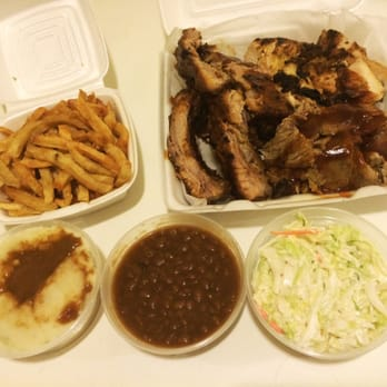 Photo Of Uncle Jimmyu0027s Backyard BBQ   Brooklyn, NY, United States.  Threesome For