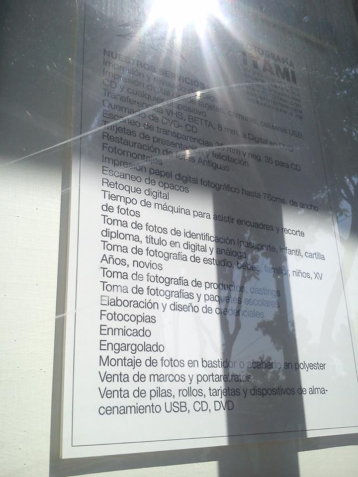 Fotografia Itami - Enmarcado - Av. Revolucion 1623, San Ángel ...