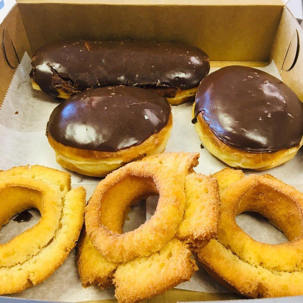 Social Spots from Delite Donuts