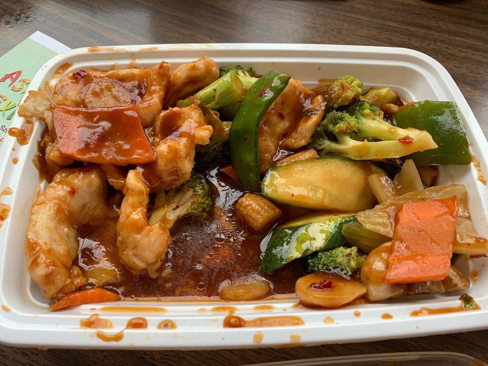 Asian Wok Express