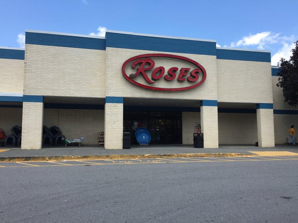 Roses Stores: 822 E Main St, Jefferson, NC