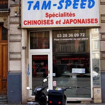 tam speed ferm restaurant japonais centre lille france avis photos yelp. Black Bedroom Furniture Sets. Home Design Ideas