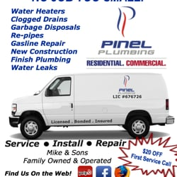 Awesome Photo Of Pinel Plumbing   Garden Grove, CA, United States. New Flyers,