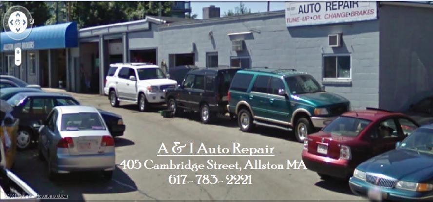 A & I 's Auto Repair