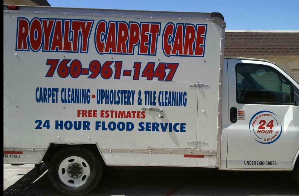 Royalty Carpet Care: 22099 Hwy 18, Apple Valley, CA