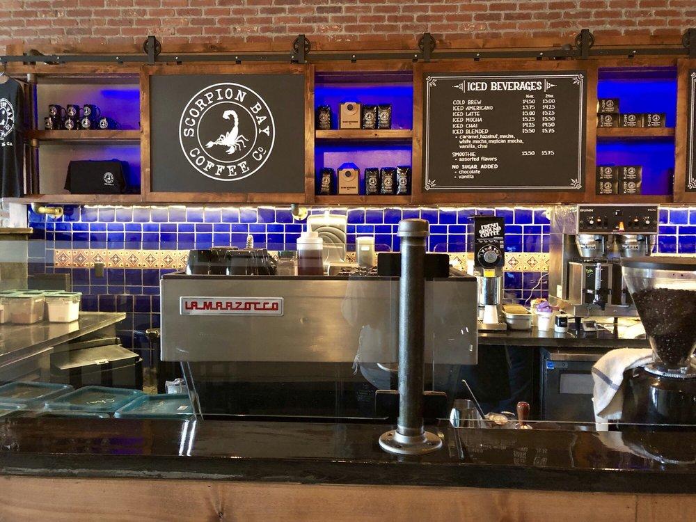 Scorpion Bay Coffee