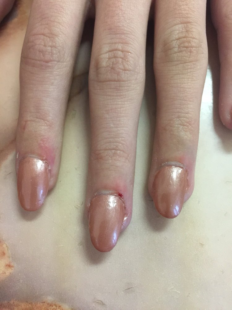 Starlight Nails 2 - Nail Salons - 42 S Blue Angel Pkwy, Pensacola ...