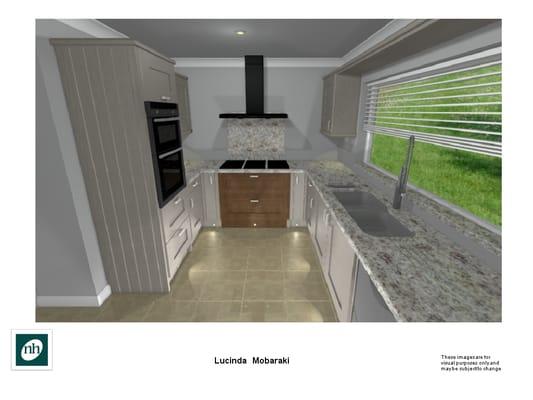 nicholas hythe kitchen design studio - kitchen & bath - swinfen's